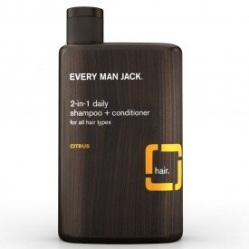 Every Man Jack 2-in-1 Daily Citrus Shampoo