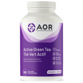 AOR ACTIVE GREEN TEA 700MG