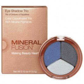 Mineral Fusion Eye Shadow Stormy Trio