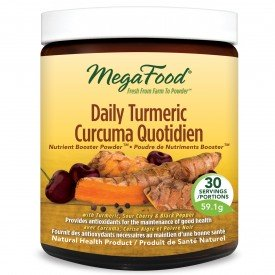 Megafood Vitamins Daily Turmeric Nutrient Booster