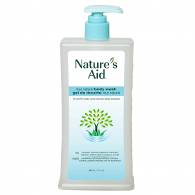 Natures Aid Body Wash Natural