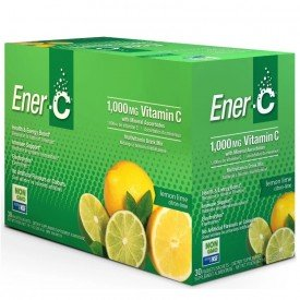 Ener C Effervescent Drink Mix Lemon-Lime