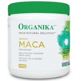 Organika Health Products Maca Certified Org.