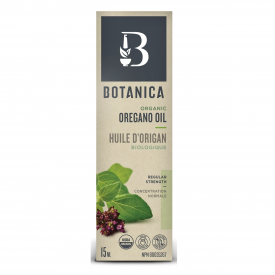 Botanica Oregano Oil Regular Strength 1:3