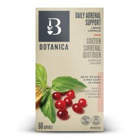 Botanica Adrenal Support Liquid Phytocapsules