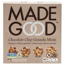 Made Good Granola Minis Chocolate Chip