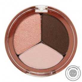 Mineral Fusion Eye Shadow Rose Gold Trio