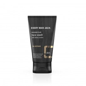 Every Man Jack Volcanic Clay Face Wash