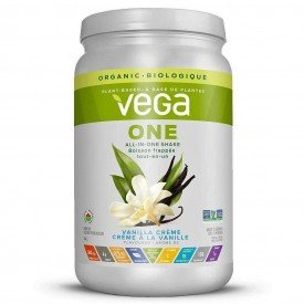Vega All-In-One Nutritional Shake Vanilla Creme