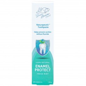Green Beaver Naturapeutic Toothpaste Enamel Protect  Fresh Mint