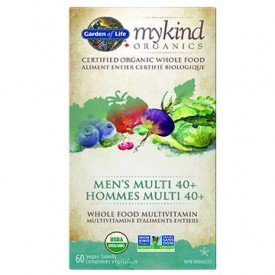 Garden of Life MyKind Org Mens Multi 40+