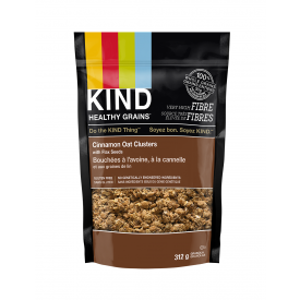 Kind Cinnamon Oat with Flax Seed Clusters