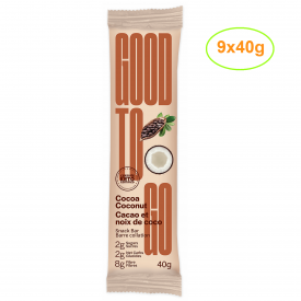 Good To Go Keto Snack Bar Cocoa Coconut