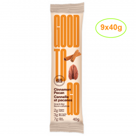 Good To Go Keto Snack Bar Cinnamon Pecan