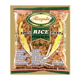 Rizopia Brown Rice Fusilli