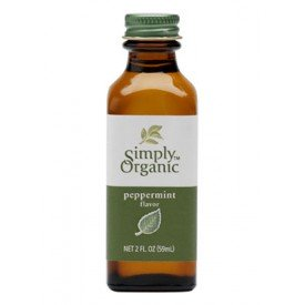 Simply Organic Organic Peppermint Flavour