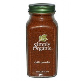 Simply Organic Bottled Spice Crushed Red Pepper
