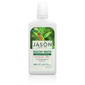 Jason Healthy Mouth Tartar Control Fresh Breath Mouthwash  Cinnamo