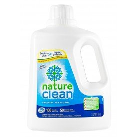 Nature Clean Laundry Liquid Fragrance Free