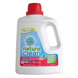 Nature Clean Laundry Liquid White Lily & Moroccan Myrrh