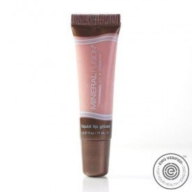 Mineral Fusion Liquid Lip Gloss Enlighten