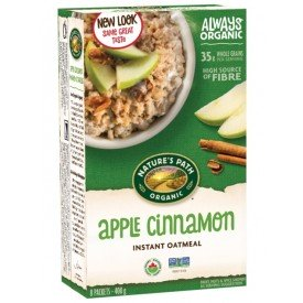 Natures Path Apple Cinnamon Hot Cereal