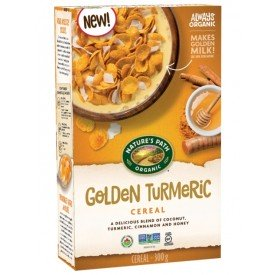 Natures Path Golden Turmeric Cereal