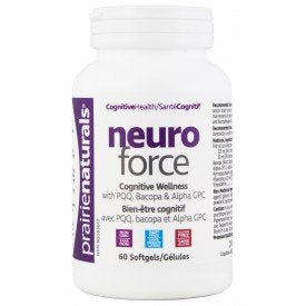 Prairie Naturals Neuro-Force w/ Lemon 5mg