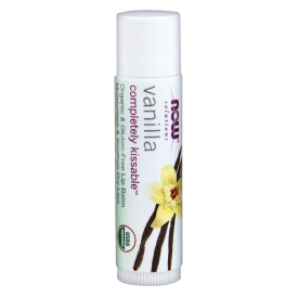 NOW Lip Balm Vanilla