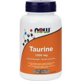 NOW Taurine 1000mg 2X
