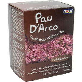 NOW Pau dArco Tea