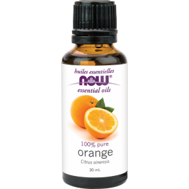 NOW Orange Sweet Oil