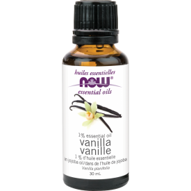 NOW Vanilla Oil with Jojoba