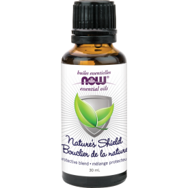 NOW Blend Natures Shield Oil
