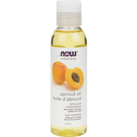 NOW Refined Apricot Kernel Oil