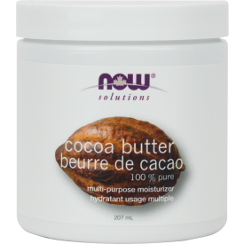 NOW Cocoa Butter 100% Pure