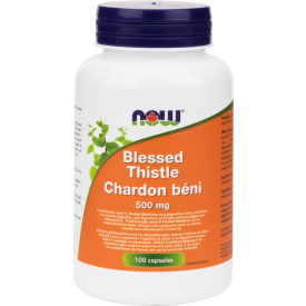 NOW Blessed Thistle 500mg