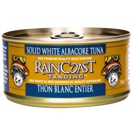 Raincoast Trading Wild Albacore Tuna Solid White