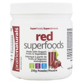 Prairie Naturals Red Superfood Org.