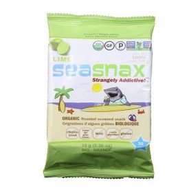 SeaSnax Grab&Go Lime