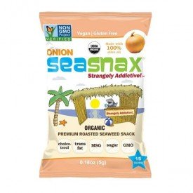 SeaSnax Grab&Go Toasty Onion