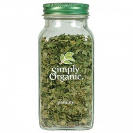 Simply Organic Bottled Spice Parsley