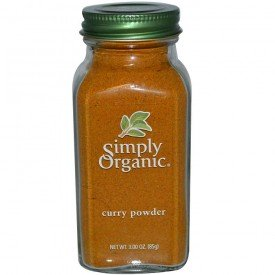 Simply Organic Bottled Spice Curry Powder