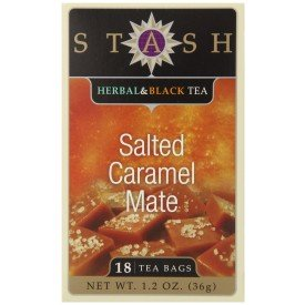 Stash Tea Salted Caramel Mate Black Tea