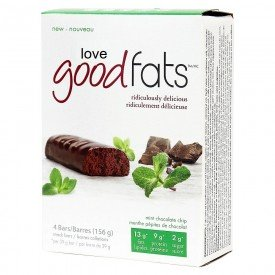 Love Good Fats Snack Bar Mint Chocolate Chip