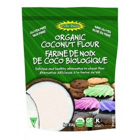 Lets Do Organic Coconut Flour Org.