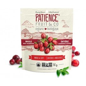 Patience Fruit & Co Cranberries Whole Dried Org.