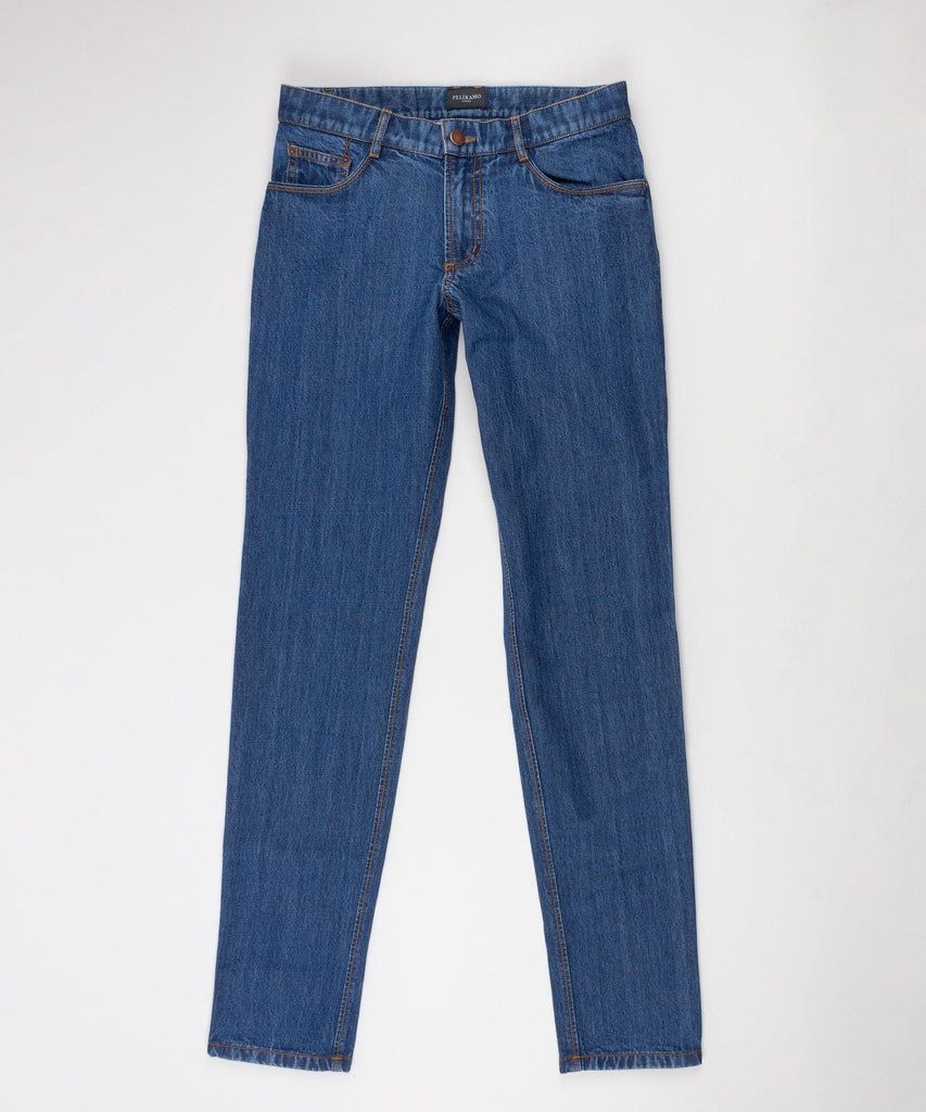 Jeans Denim Medium Blue