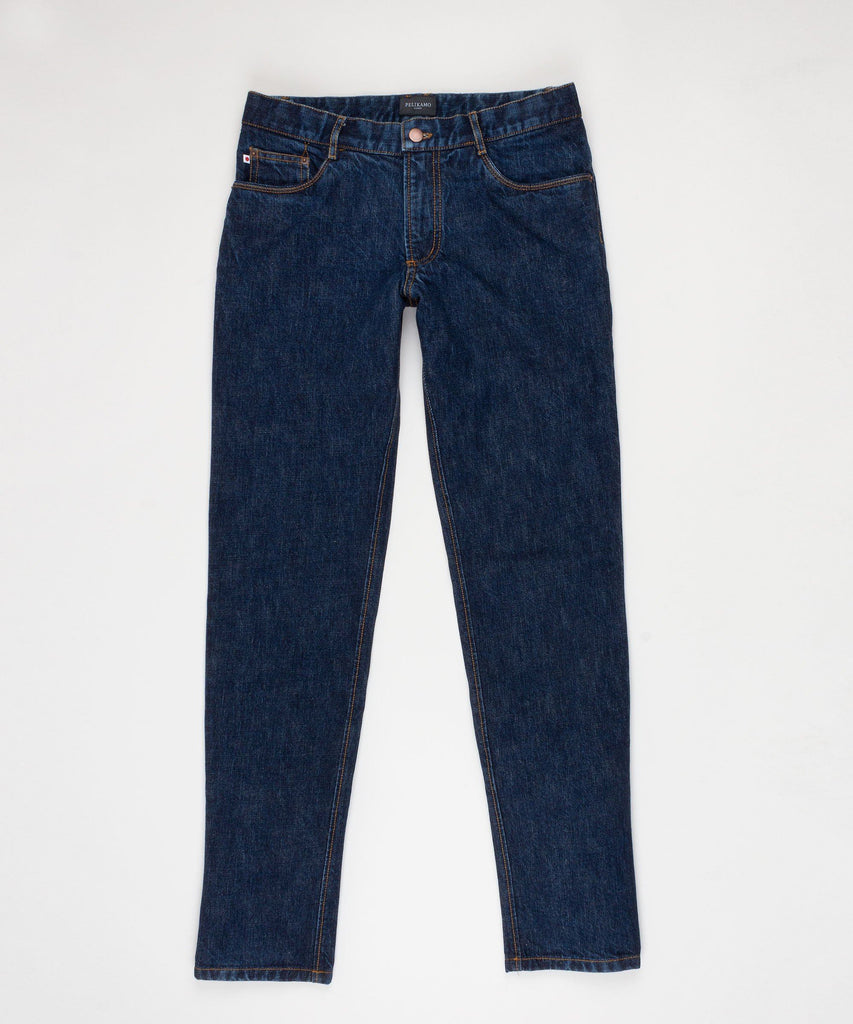 5-Pocket Japanese Jeans