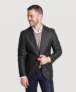 Casual Wool Jacket